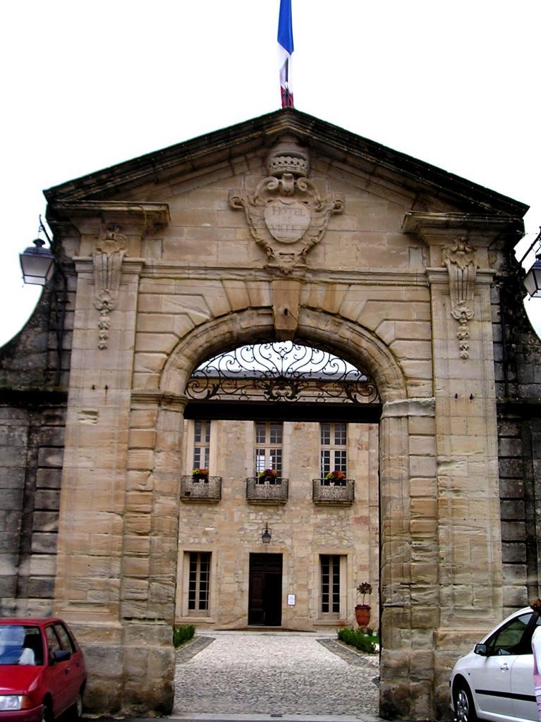 Lodève (Hérault) L'Hôtel de Ville