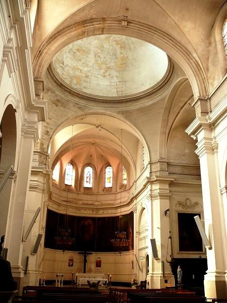 Lodève (Hérault) L'église Saint Pierre