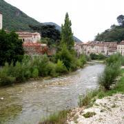 Lodève (Hérault) La Lergue