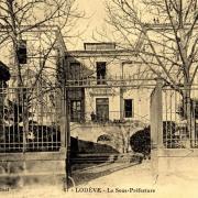 Lodève (Hérault) La sous-Préfecture CPA