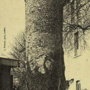 Lodève (Hérault) La tour du collège CPA