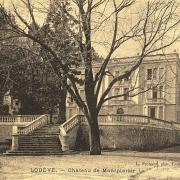 Lodève (Hérault) Le château de Montplaisir CPA