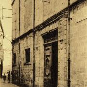 Lodève (Hérault) Le collège des filles CPA