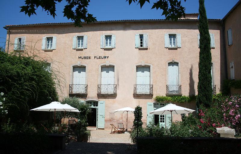 Lodève (Hérault) Le Musée Fleury