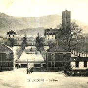 Lodève (Hérault) Le parc CPA