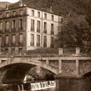 Lodève (Hérault) Le pont de la Lergue CPA