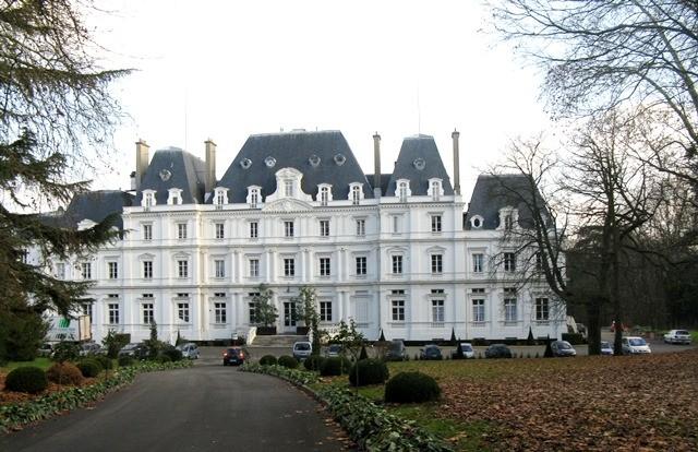 Longpont sur orge essonne le chateau de lormoy