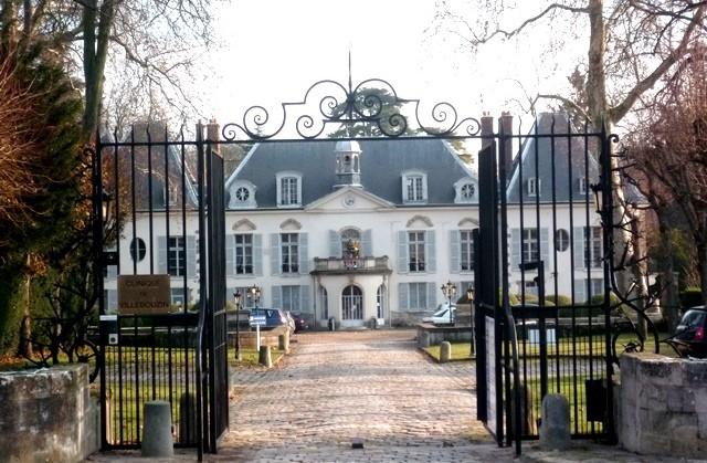 Longpont sur orge essonne le chateau de villebouzin