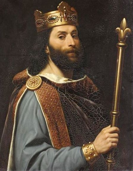 Louis II dit le Bègue