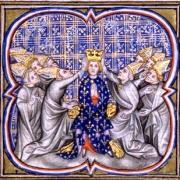 Louis IV, son couronnement