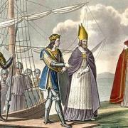 Louis IV,  retour en France en 936