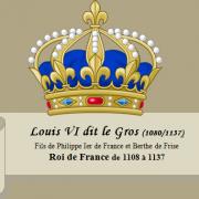Louis VI dit le Gros