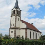 Lupstein 67 l eglise saint quentin