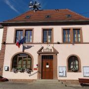 Lupstein 67 la mairie