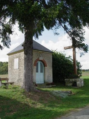 Luzy-Saint-Martin (Meuse) La chapelle Notre-Dame-des-malades