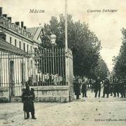 Mâcon (71) Caserne Duhesme CPA