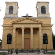 Mâcon (71) Eglise Saint-Vincent