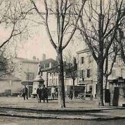 Mâcon (71) Place de la République CPA