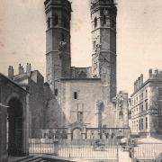 Mâcon (71) Eglise-cathédrale Vieux Saint-Vincent CPA