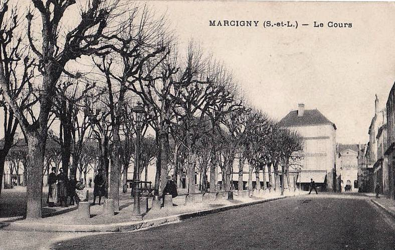 Marcigny (71) Cours CPA
