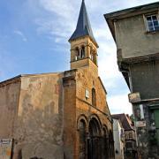 Marcigny (71) Eglise Saint-Nicolas