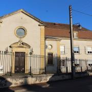 Marcigny (71) Hôpital et chapelle