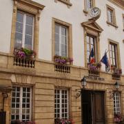 Marcigny (71) Mairie