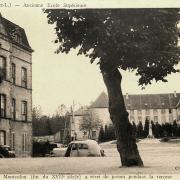 Marcigny (71) Maison Cudel de Montcolon CPA
