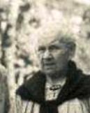 Marthe Anastasie Augustine Soucany (1862/1946), épouse François Gransard fils