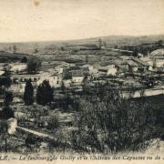Marville (Meuse) Gauilly, vue générale CPA