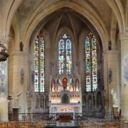 Marville (Meuse) L'église Saint Nicolas