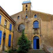 Marville (Meuse) La chapelle Saint Bernard