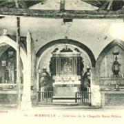 Marville (Meuse) L'église Saint-Hilaire
