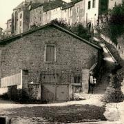 Marville (Meuse) La Chevée CPA