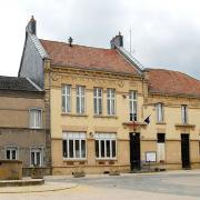 Marville (Meuse) La Mairie