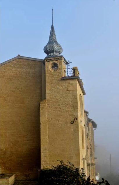 Marville (Meuse) La maison au clocheton