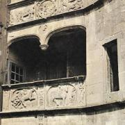 Marville (Meuse) La maison du chevalier Michel CPA