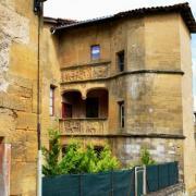 Marville (Meuse) La maison du chevalier Michel