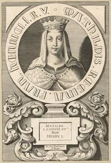 Mathilde de Frise, 1ère épouse