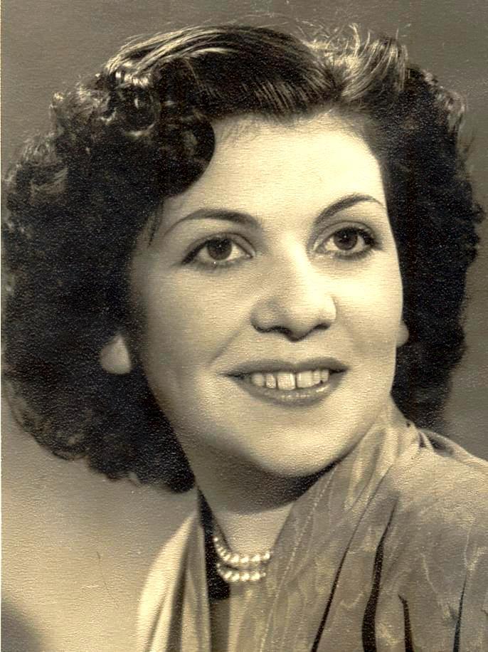 Mayer Monique 1950
