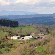 Mélagues (Aveyron) Les Planquettes