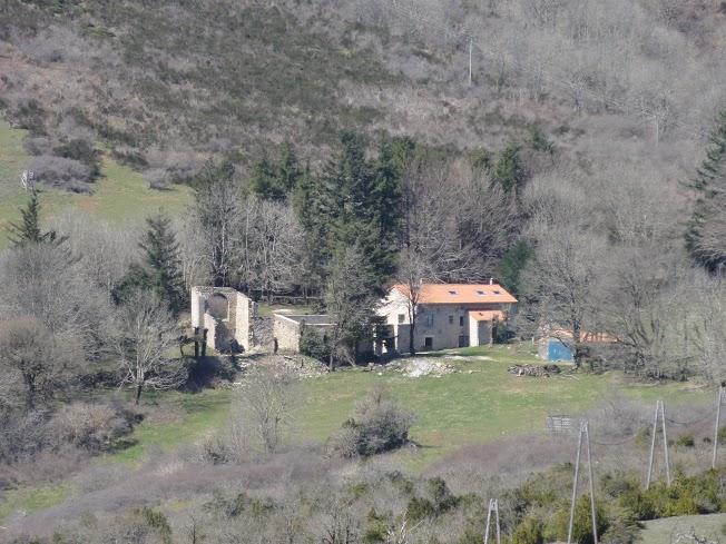 Mélagues (Aveyron) Marcounet