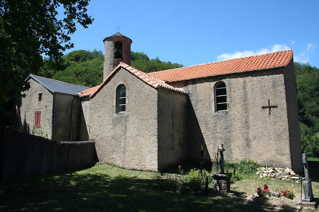 Mélagues (Aveyron) Saint-Pierre-des-Cats