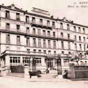 Menton 06 l hotel de malte cpa