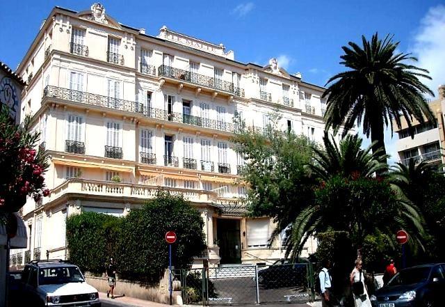 Menton 06 l hotel de malte