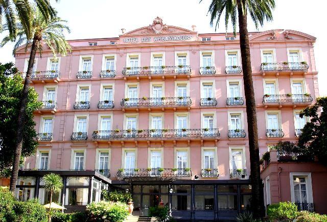 Menton 06 le grand hotel des ambassadeurs