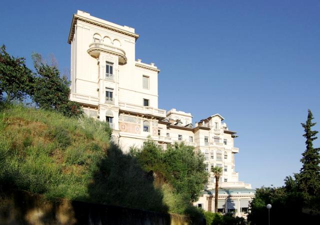 Menton 06 le riviera palace
