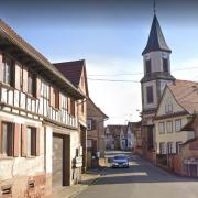 Mittelschaeffolsheim 67 l eglise