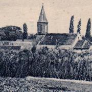 Mittelschaeffolsheim 67 vue generale cpa