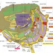 Mont saint michel dec 2001